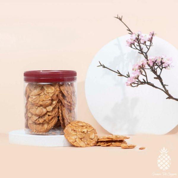 Almond Brittle - Pineapple Tarts Singapore