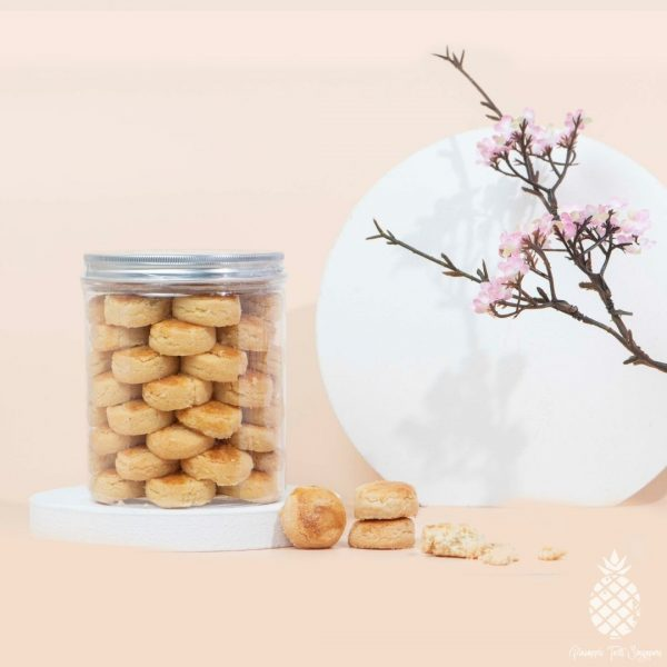 Almond Cookies - Pineapple Tarts Singapore