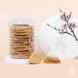 Almond Peanut Butter Love Letter - Pineapple Tarts Singapore