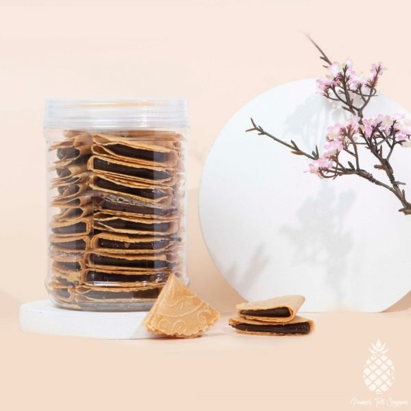 Chocolate Love Letter - Pineapple Tarts Singapore