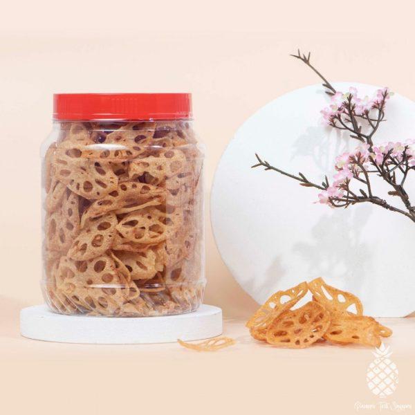 Lotus Root Chips - Pineapple Tarts Singapore