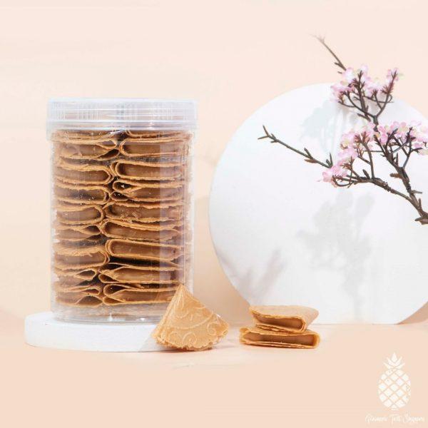 Peanut Butter Love Letter - Pineapple Tarts Singapore