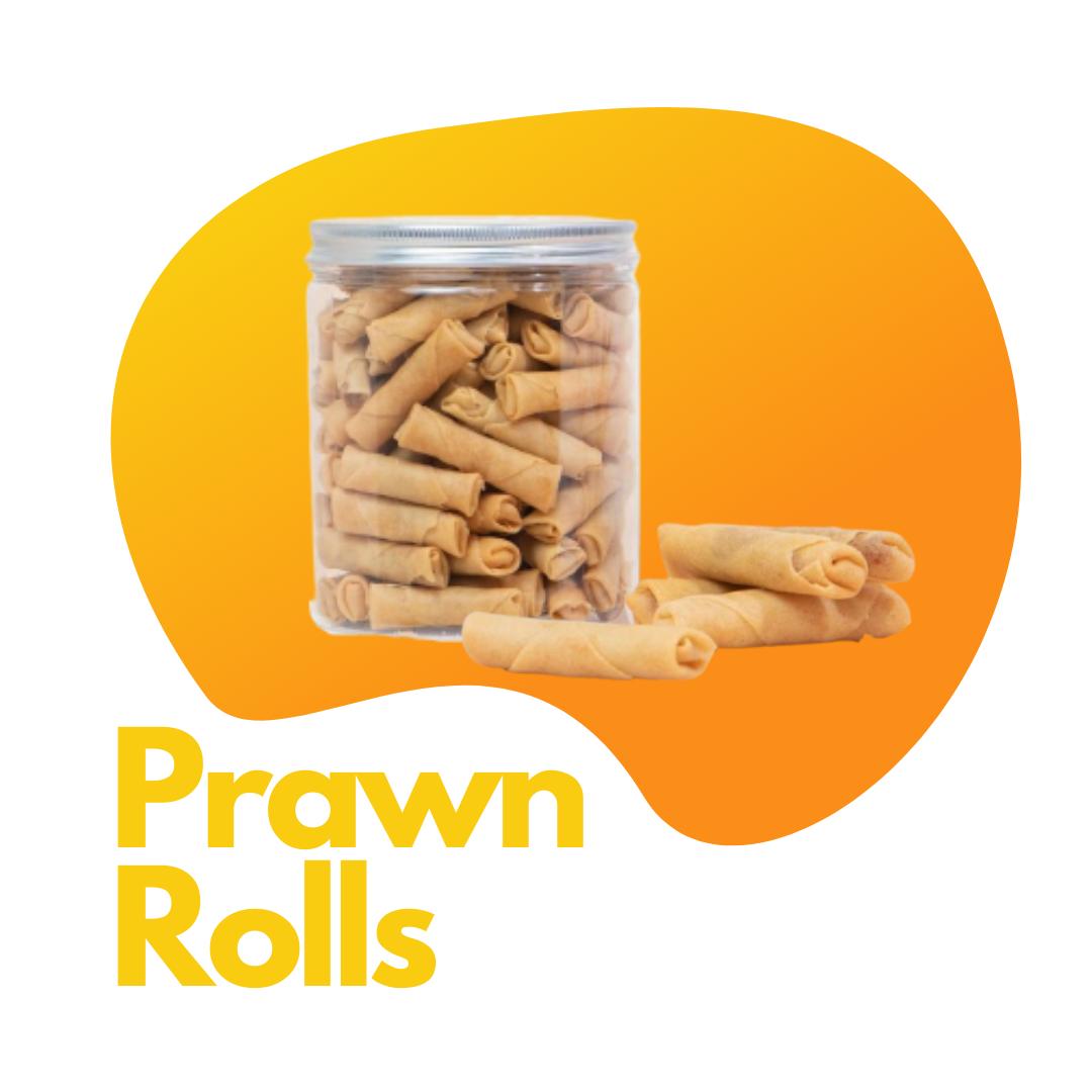 Prawn Rolls