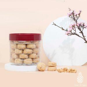 Vegan Almond Cookie - Pineapple Tarts Singapore