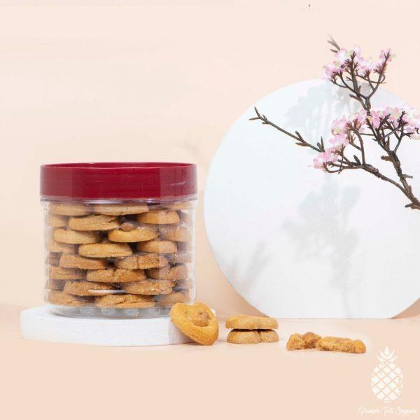 Vegan Cashew Cookie - Pineapple Tarts Singapore
