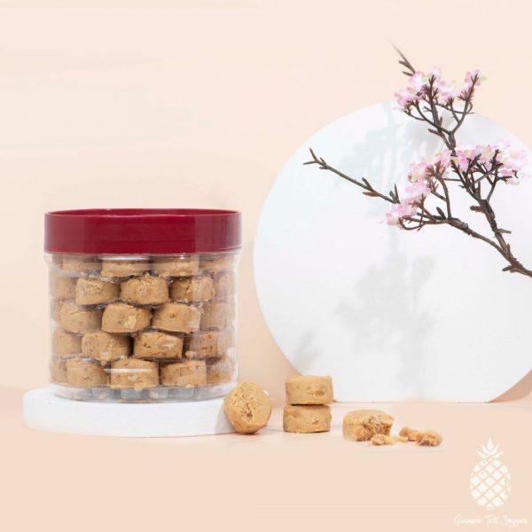 Vegan Peanut Cookie - Pineapple Tarts Singapore